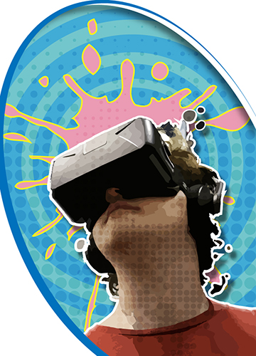 Holocube Virtual Reality