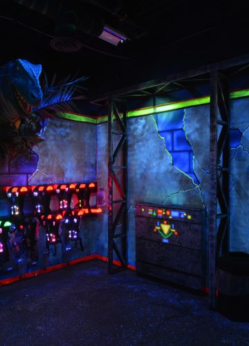 Custom Laser Tag Arena Refresh